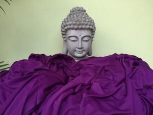 Purple Aerial Silks